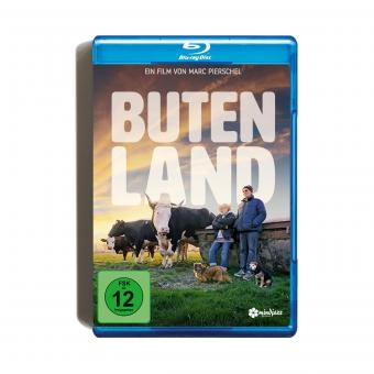 Butenland - Blu-ray