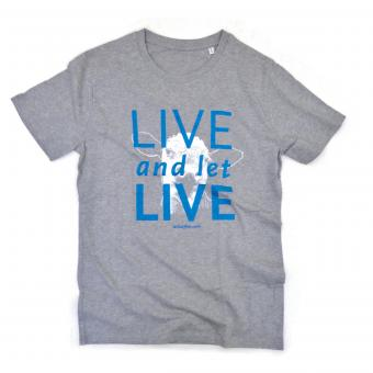 Live and Let Live - Unisex