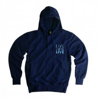 Live and Let Live - Hoodie - Unisex