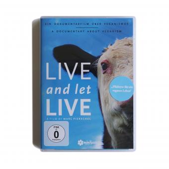 Live and Let Live - DVD